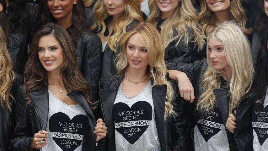 """Krass! Das verdienen die """"Victoria's Secret""""-Engel"""