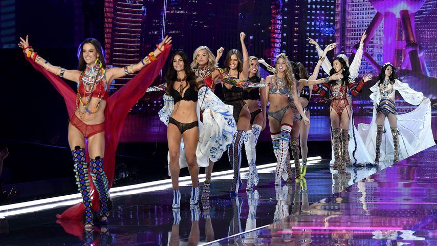 Victoria's-Secret-Models im November 2017