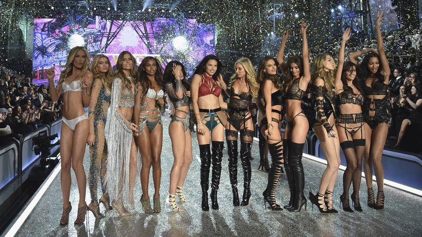 """""""Victoria's Secret""""-Models im November 2016"""