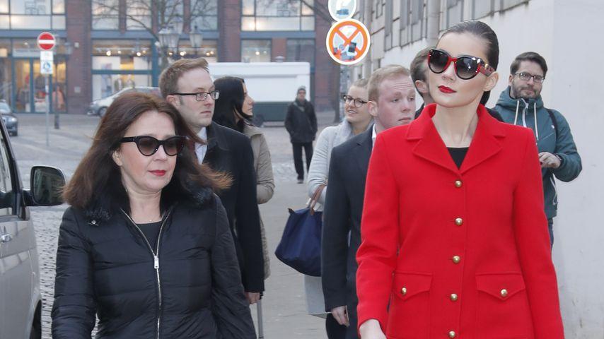 Wegen Dschungelcamp: Lehr-Verbot für Nathalie Volks Mutter!