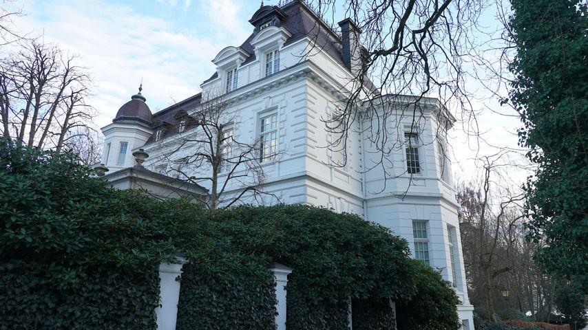 Villa von Jil Sander in Hamburg