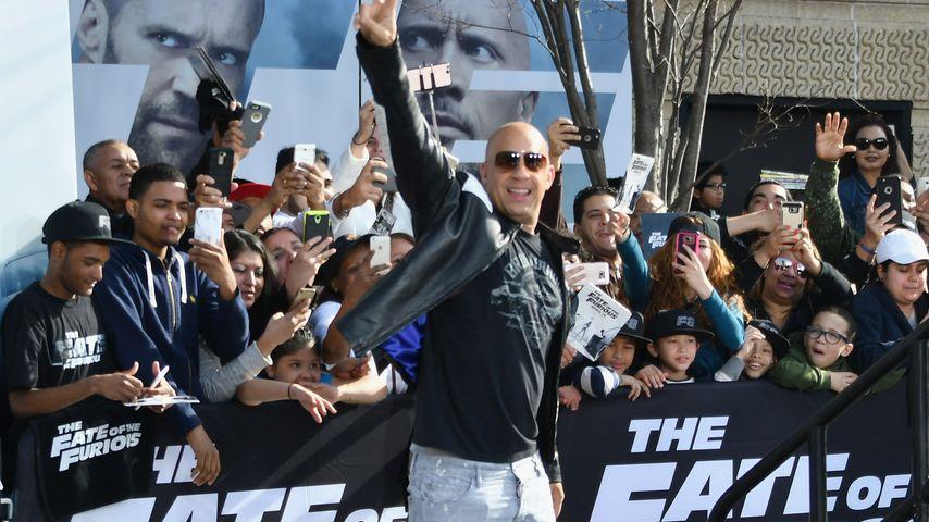Zum 50. B-Day: Vin Diesels lustigste & traurigste Momente!