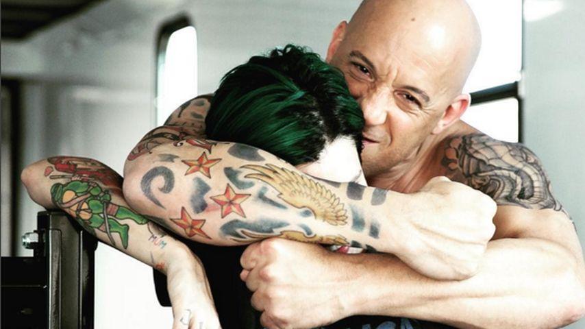 Vin Diesel und Ruby Rose