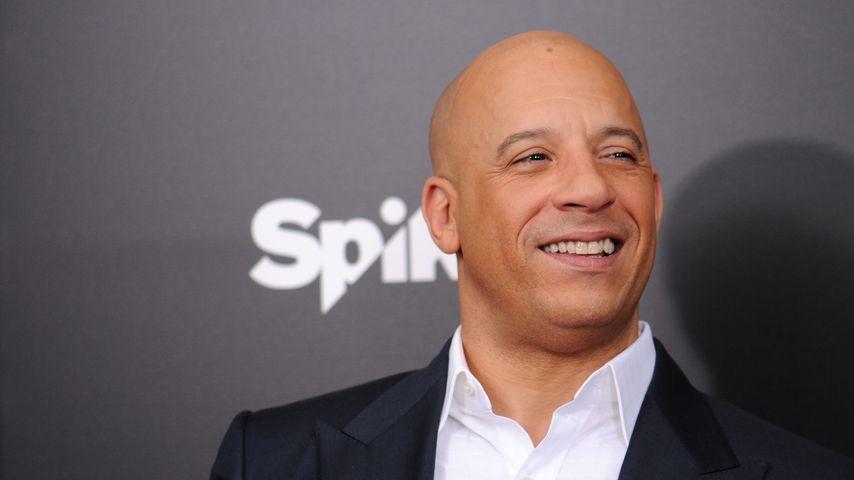 """""""Fast & Furios""""-Star Vin Diesel"""