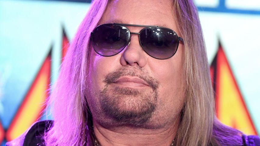 Stimme versagt: Mötley-Crüe-Sänger bricht Solo-Konzert ab