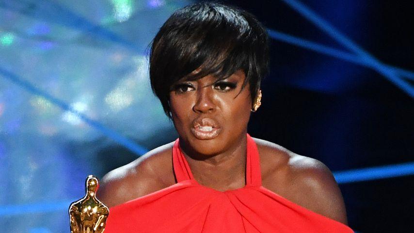 Beste Nebendarstellerin: Tränenreiche Rede von Viola Davis!