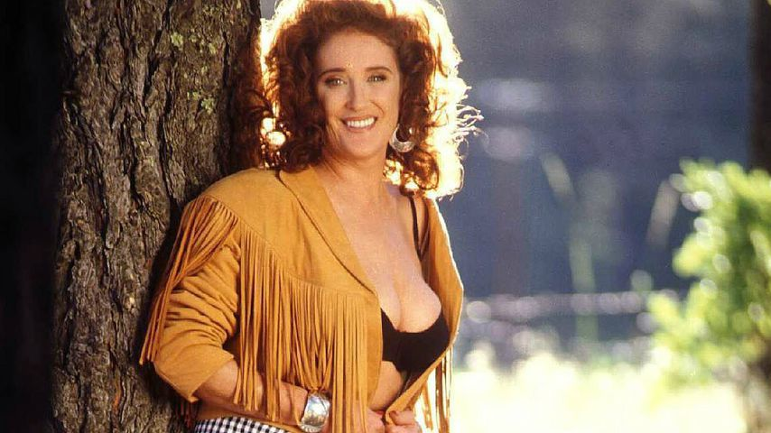 Demi Moores Mutter Virginia Guynes, 1992