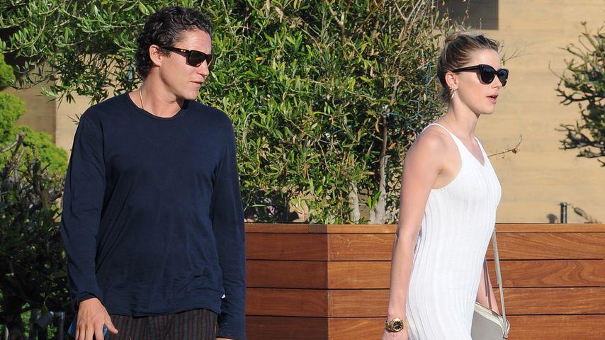 Vito Schnabel und Amber Heard, im Juni 2018