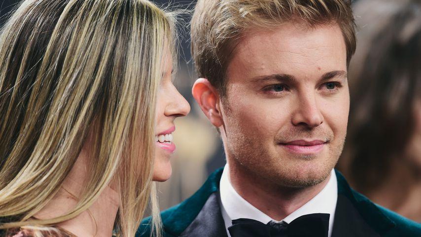 Vivian und Nico Rosberg bei der Bambi-Preisverleihung 2017