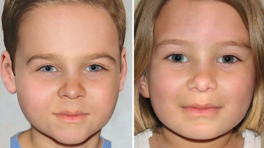 Foto-Prognose: Sieht so das 3. Kind von William & Kate aus?
