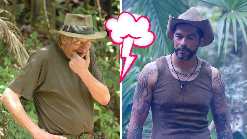 Wegen Walter: Rastet Aurelio im Dschungelcamp aus?