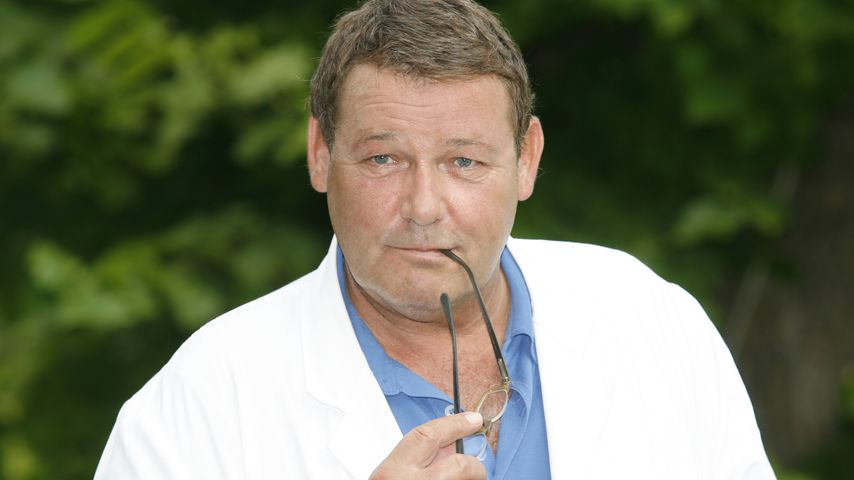 """Ex-""""Landarzt""""-Star Walter Plathe: Er wiegt 40 Kilo mehr!"""
