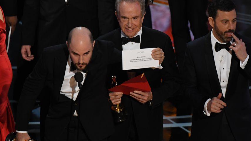 """Nach Mega-Panne bei den Oscars: """"Moonlight"""" ist bester Film!"""