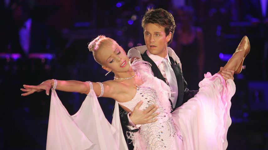 "Wayne Carpendale und Isabel Edvardsson bei ""Let's Dance"""