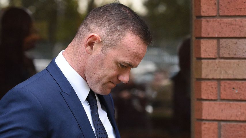 Wayne Rooney im September 2017