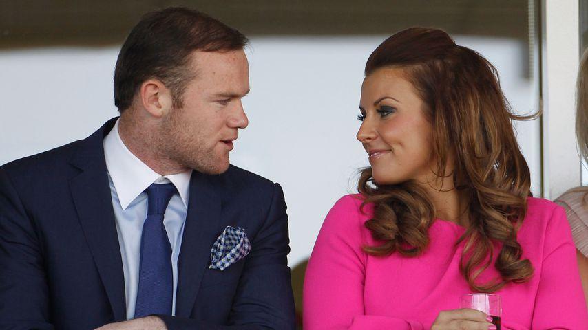 Nach Skandal: Wayne & Coleen Rooneys viertes Baby ist da!