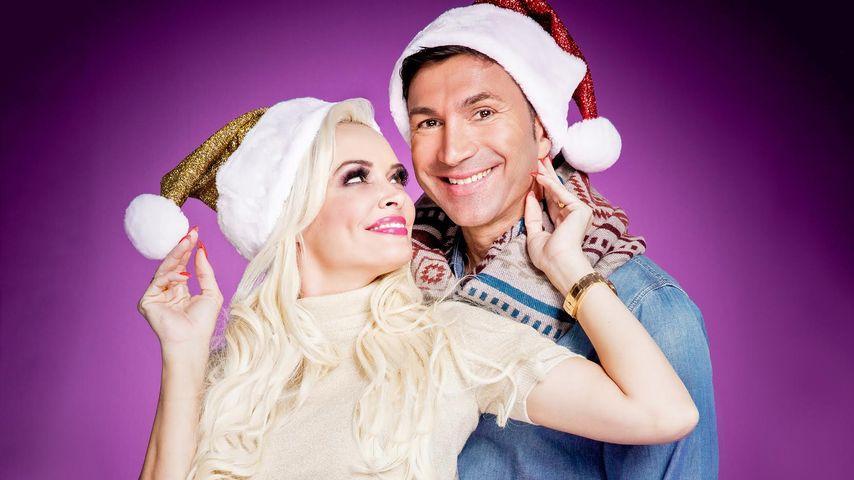 Reality-Star Daniela Katzenberger und Musiker Lucas Cordalis