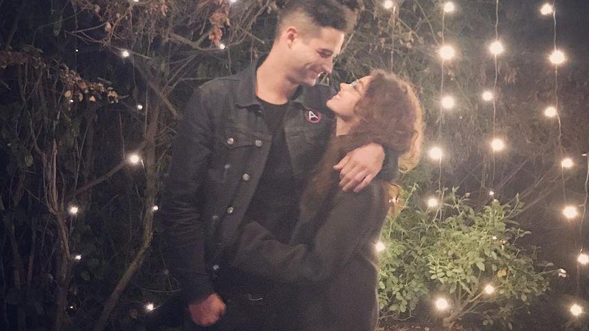 Nach Verlobungs-Gate: Sarah Hyland zieht mit Freund zusammen