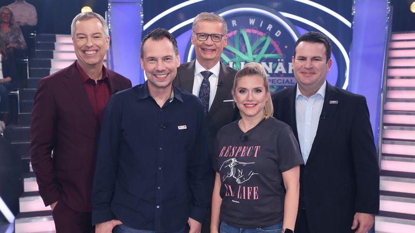 """""""Wer wird Millionär""""-Promi-Spezial"""