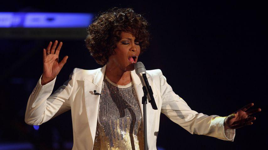 Whitney Houston hat Sehnsucht nach den Drogen