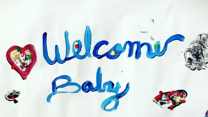 Whitney Ports Instagram-Posting zur Geburt ihres ersten Kindes