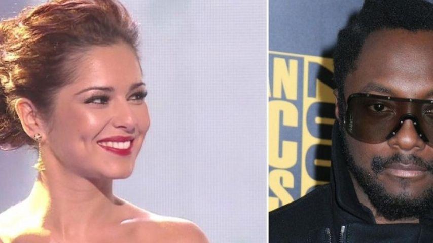 Was ging da nun mit Cheryl Cole und Will.i.am?!