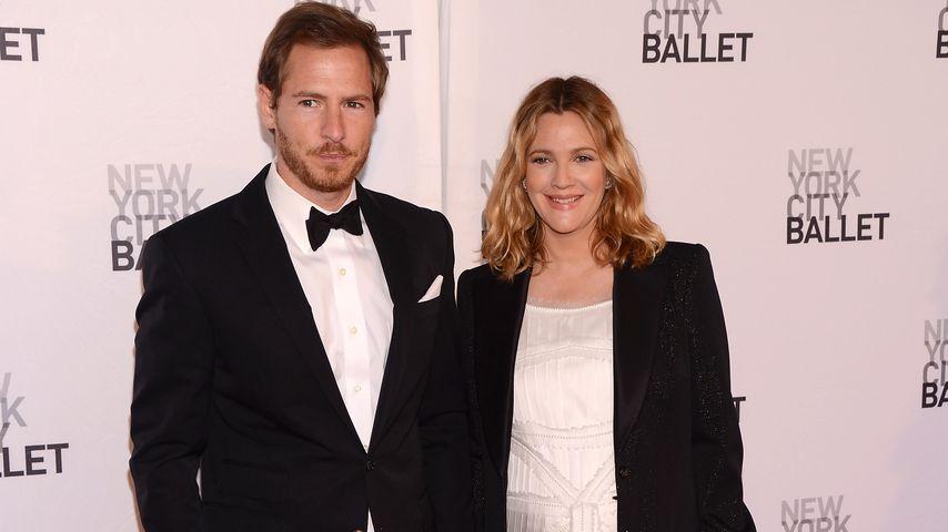 Will Kopelmann und Drew Barrymore im Jahr 2012