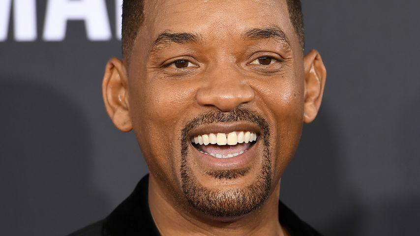 """Will Smith bei der Premiere von """"Gemini Man"""" in Hollywood"""