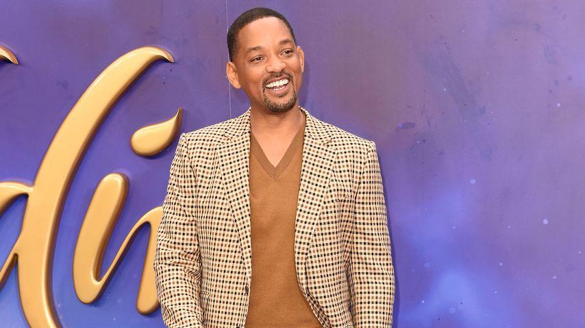 """Will Smith bei der Europa-Premiere von """"Aladdin"""""""