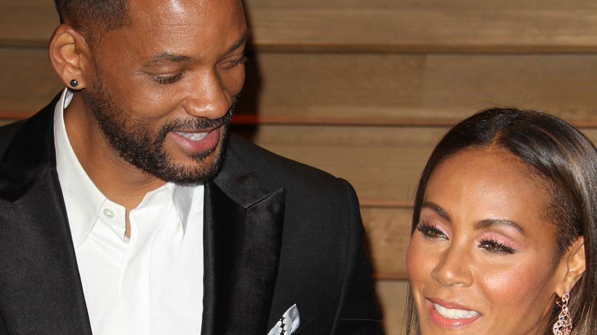 Will Smith und Jada Pinkett-Smith