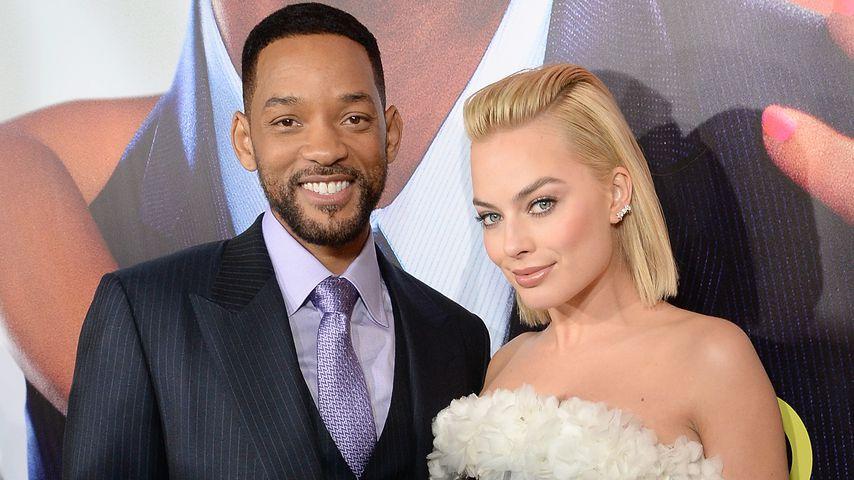Nicht nur Jada: Hatte Will Smith Affäre mit Margot Robbie?