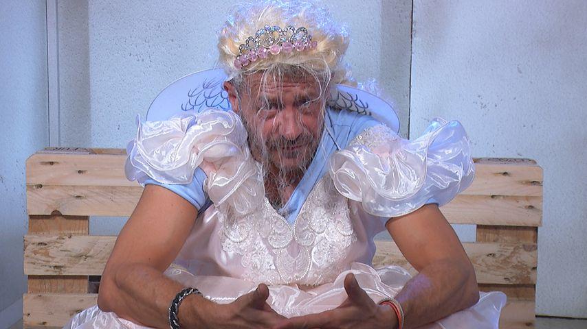 Willi Herren als Prinzessin Lillifee im Promi-BB-Haus