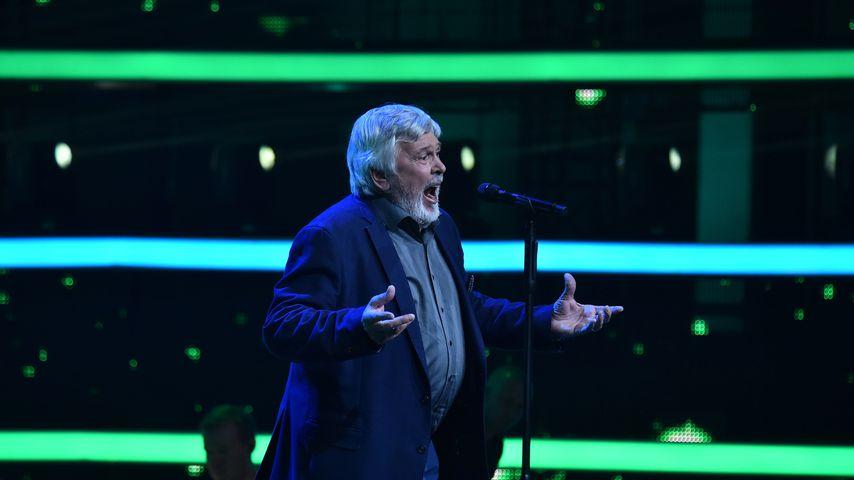 """The Voice Senior""-Finalist Willi"