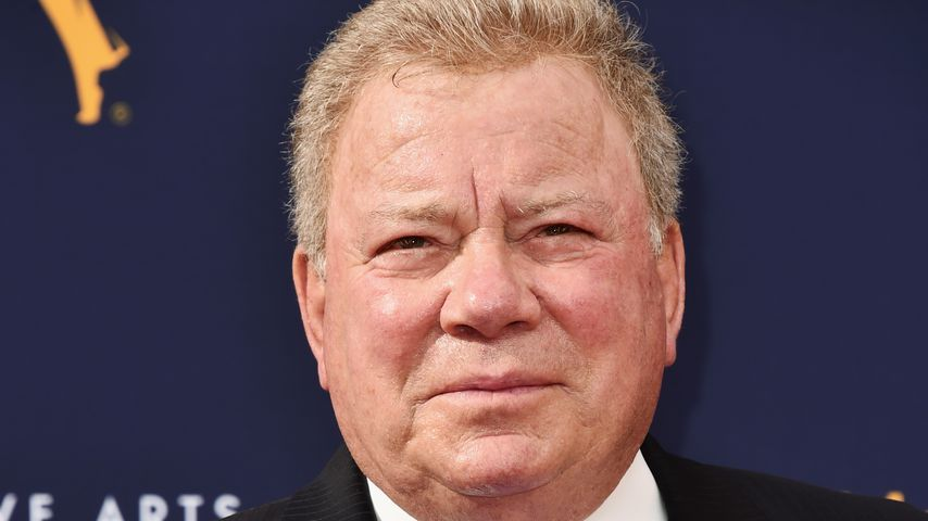 William Shatner 2018 in Los Angeles