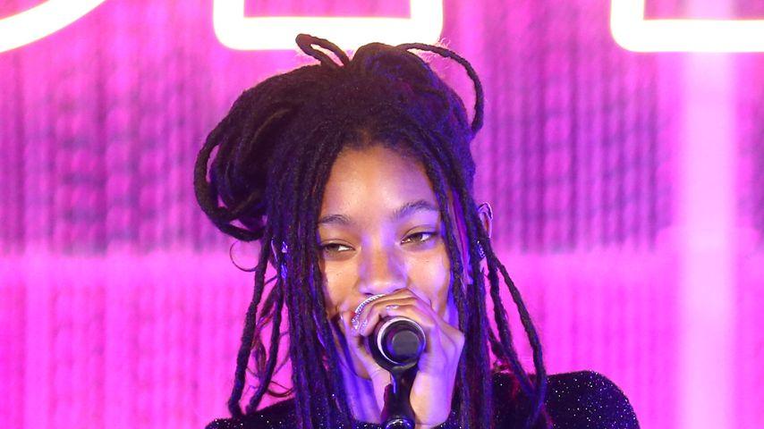 Willow Smith bei einem Event 2019