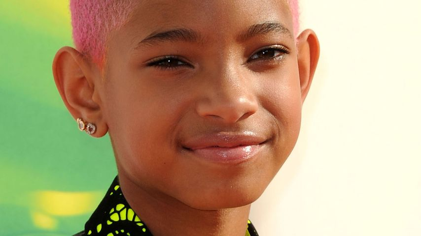 Willow Smith bei den Kids' Choice Awards 2012