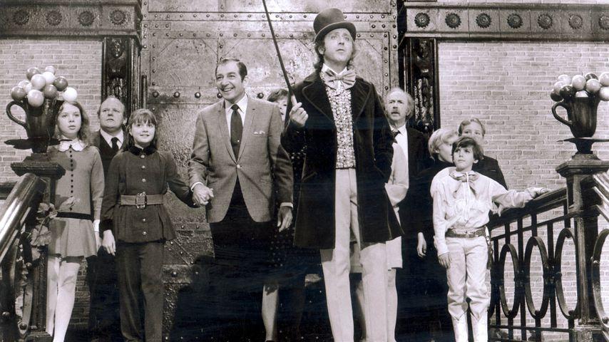 """""""Willy Wonka und die Schokoladenfabrik"""", 1971"""