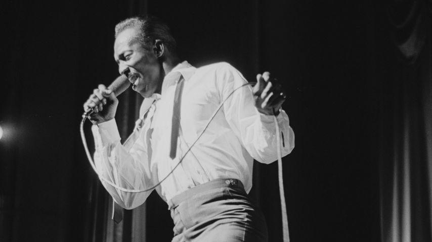 Wilson Pickett, Sänger