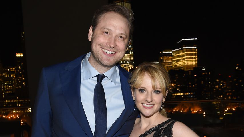 "Winston und Melissa Rauch beim Screening von ""The Bronze"" in New York 2016"
