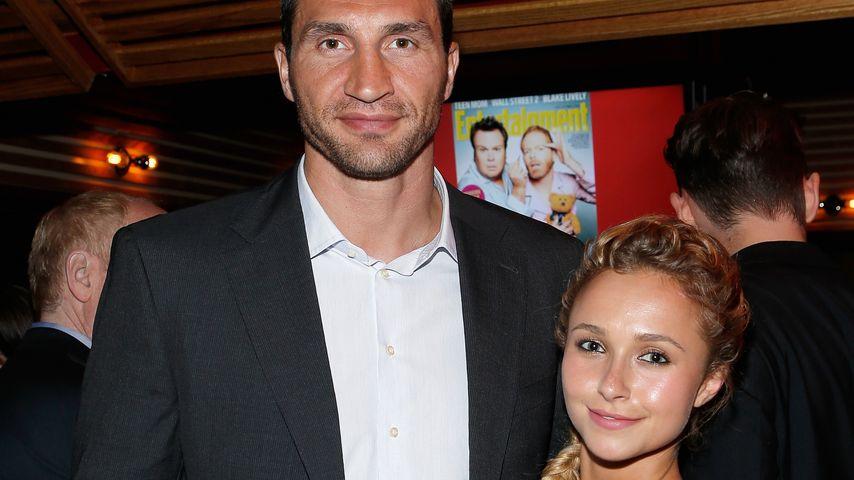 Hayden Panettiere: Klitschko-Hochzeit weiter auf Eis gelegt?