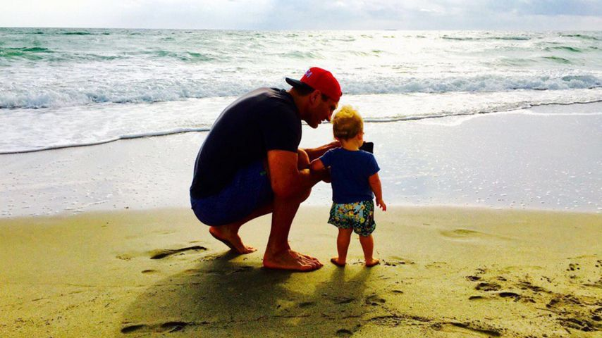 Wladimir Klitschko: So süß schwärmt er von Tochter Kaya!