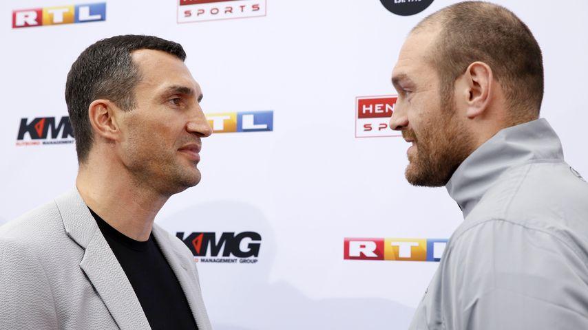 Wladimir Klitschko & Tyson Fury: Rache-Kampf erneut abgesagt