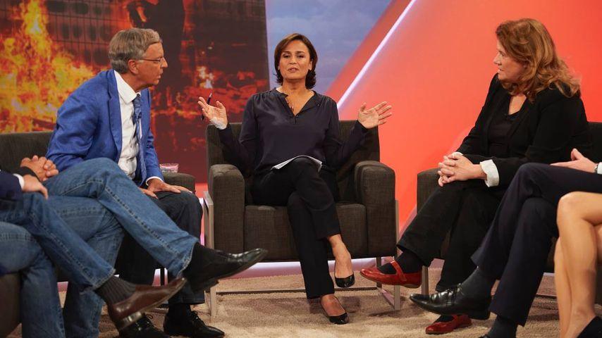 TV-Eklat: Politiker Wolfgang Bosbach verlässt ARD-Talkrunde