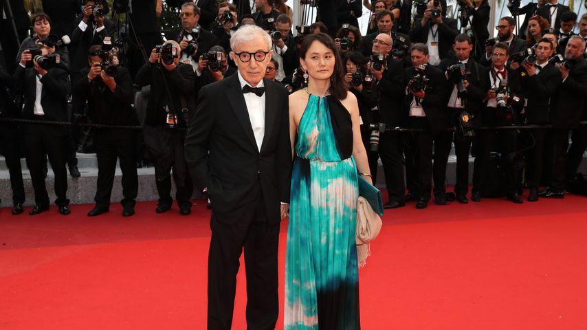 Woody Allen und Soon-Yi Previn, 2016