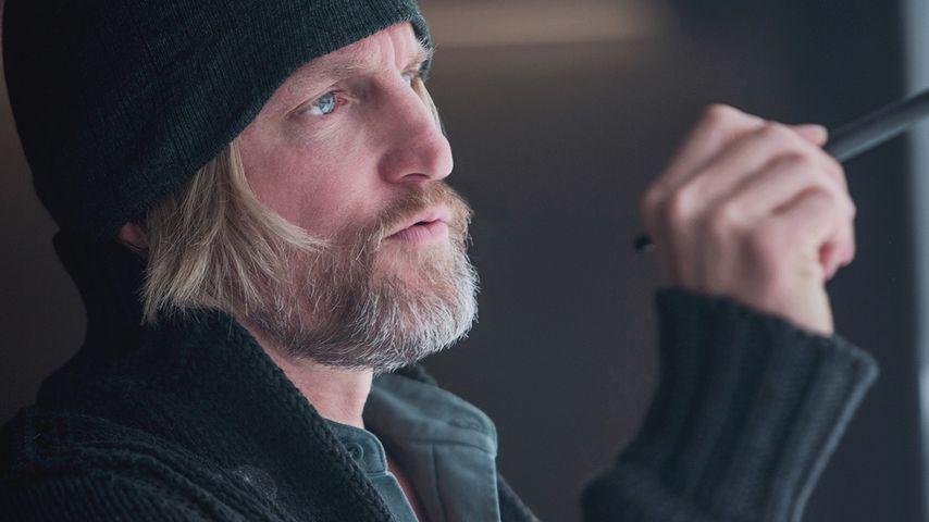 Hunger Games und Woody Harrelson