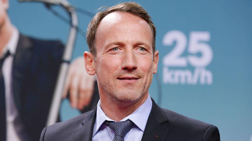 """Wotan Wilke Moehring auf der Filmpremiere von """"25km/h"""""""