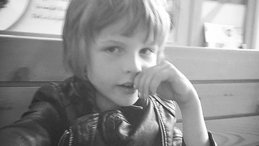 Wylie Headey, Lena Headeys Sohn