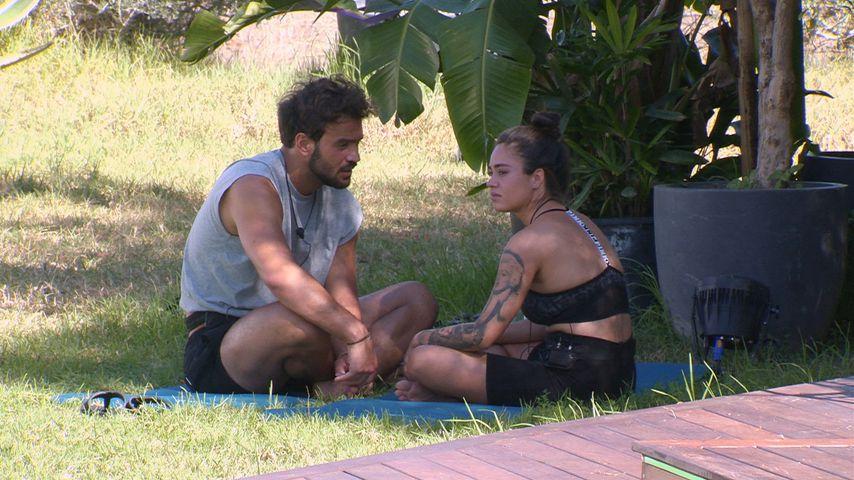 """Yasin und Melissa bei """"Love Island"""" 2019"""