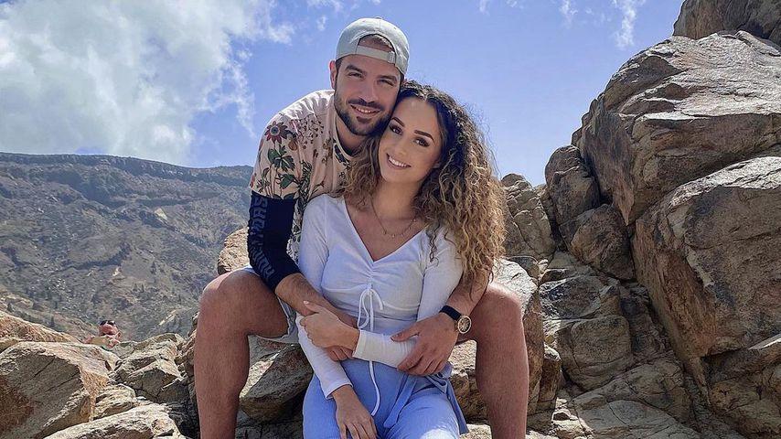 Yasin und Samira im März 2021