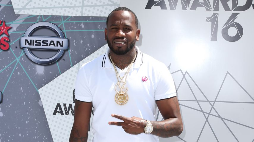 Young Greatness bei den BET Awards 2016
